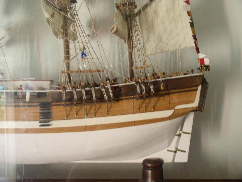 HMAV Bounty & HMS Cutty Sark de Michel13 Bounty11