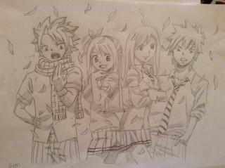 Tout mes mangas dessinés Img_0117