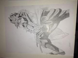 Tout mes mangas dessinés Img_0513