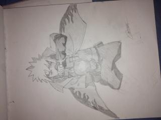 Tout mes mangas dessinés Img_0514