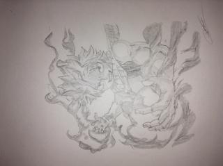 Tout mes mangas dessinés Img_0612