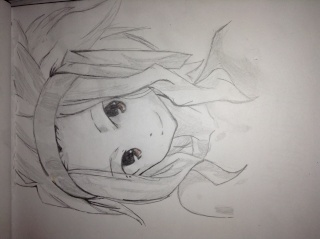 Tout mes mangas dessinés Img_0614