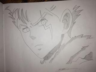 Tout mes mangas dessinés Img_0711