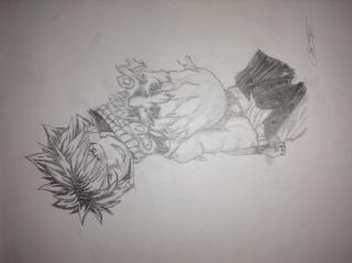 Tout mes mangas dessinés Img_0712