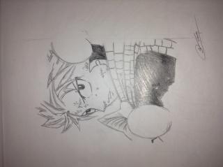 Tout mes mangas dessinés Img_0713
