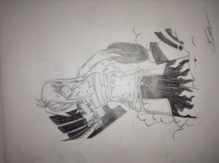 Tout mes mangas dessinés Img_0714
