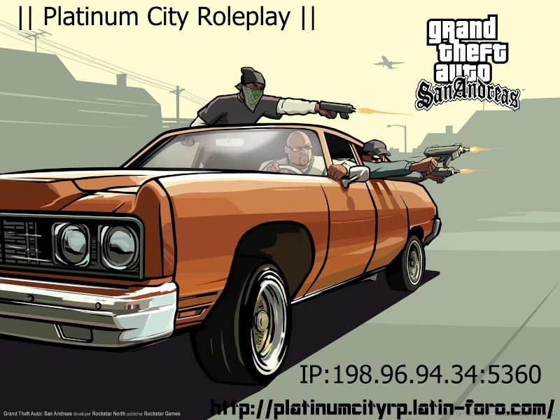 || Platinum City Roleplay ||