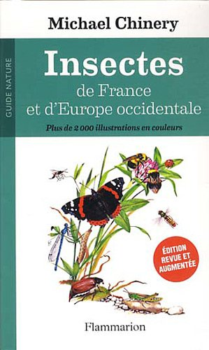 [Chinery, Michael] ; Insectes de France et d'Europe occidentale Insect10