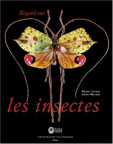 [Leraut, Patrice et Mermet, Gilles] Regard sur les insectes : Collections d'entomologie du Museum national d'histoire naturelle Regard10