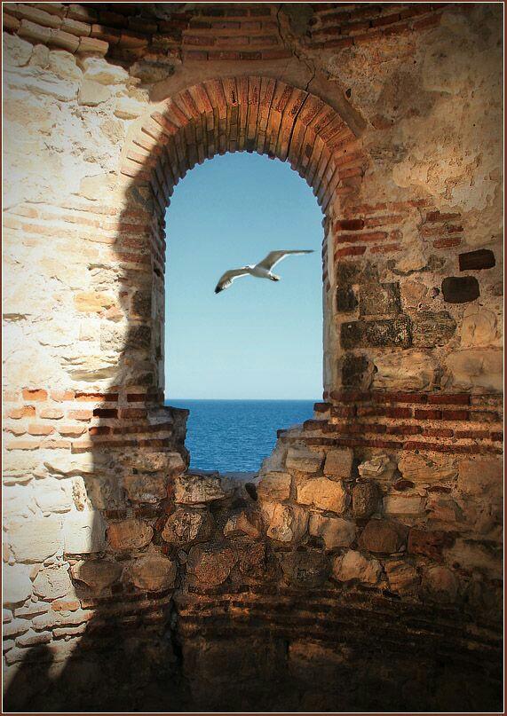 """Gallerie fotografiche : """"Finestra sul mare""""   Fefb1810"""