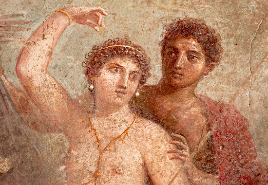 (Sesto Aurelio Properzio, Assisi, circa 47 a.C. – Roma, 14 a.C.)Poeta  Sesto-10