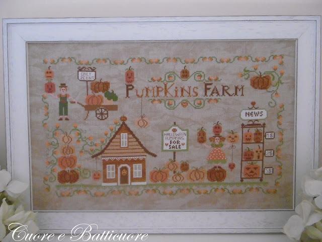 Pumpkins farm 00010