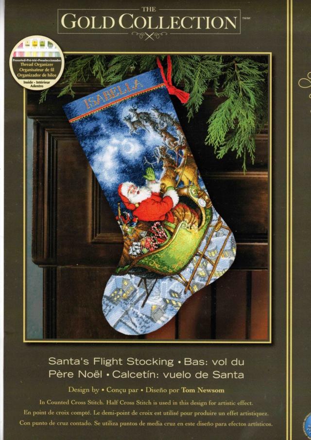 Botte de Noël Dimensions 148110