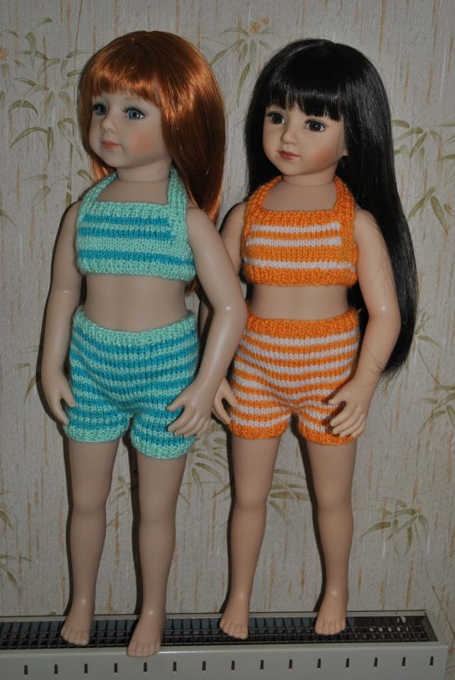 Maru and Friends : la grande famille (Moules Dianna Effner 52 cm) Dsc_0113