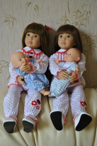 3 Léna,1 Henriette, 2 Aletta, Marina, Alice, Sélina, 2 Lucia et les mini Dsc_0115