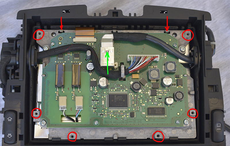 Problème affichage écran couleur WIPCOM 3D D0210