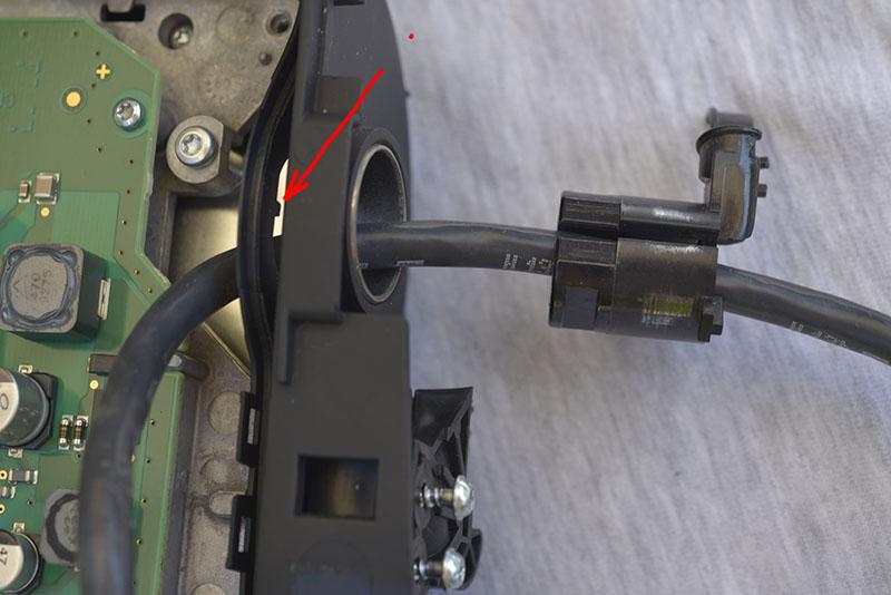 Problème affichage écran couleur WIPCOM 3D D0610
