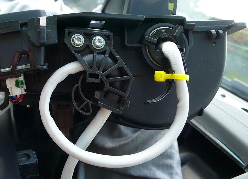 Problème affichage écran couleur WIPCOM 3D D1011