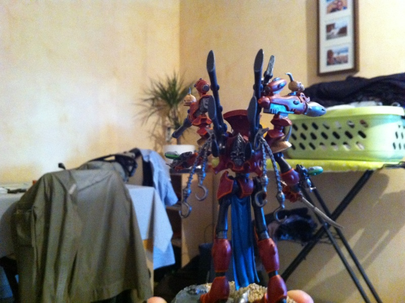 La cabale masquée hoé hoé.... Img_0241