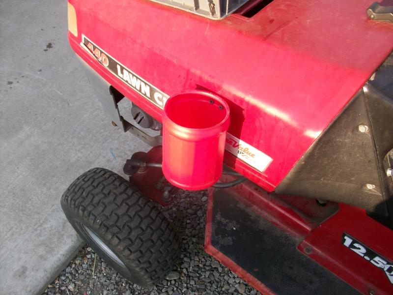Grass Cutting Mower Modifications 100_2813