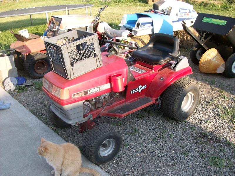 Grass Cutting Mower Modifications 100_2815
