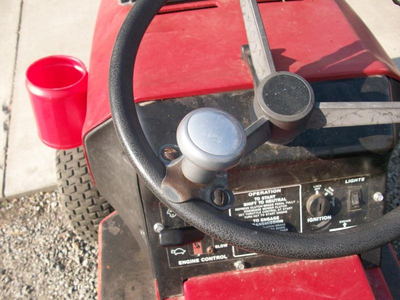 Grass Cutting Mower Modifications 100_2816
