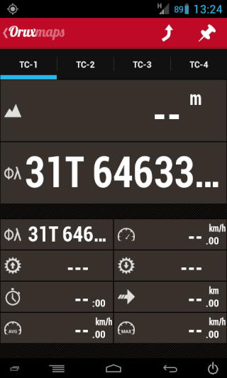 coordinates do not fit within text  Orux_c11