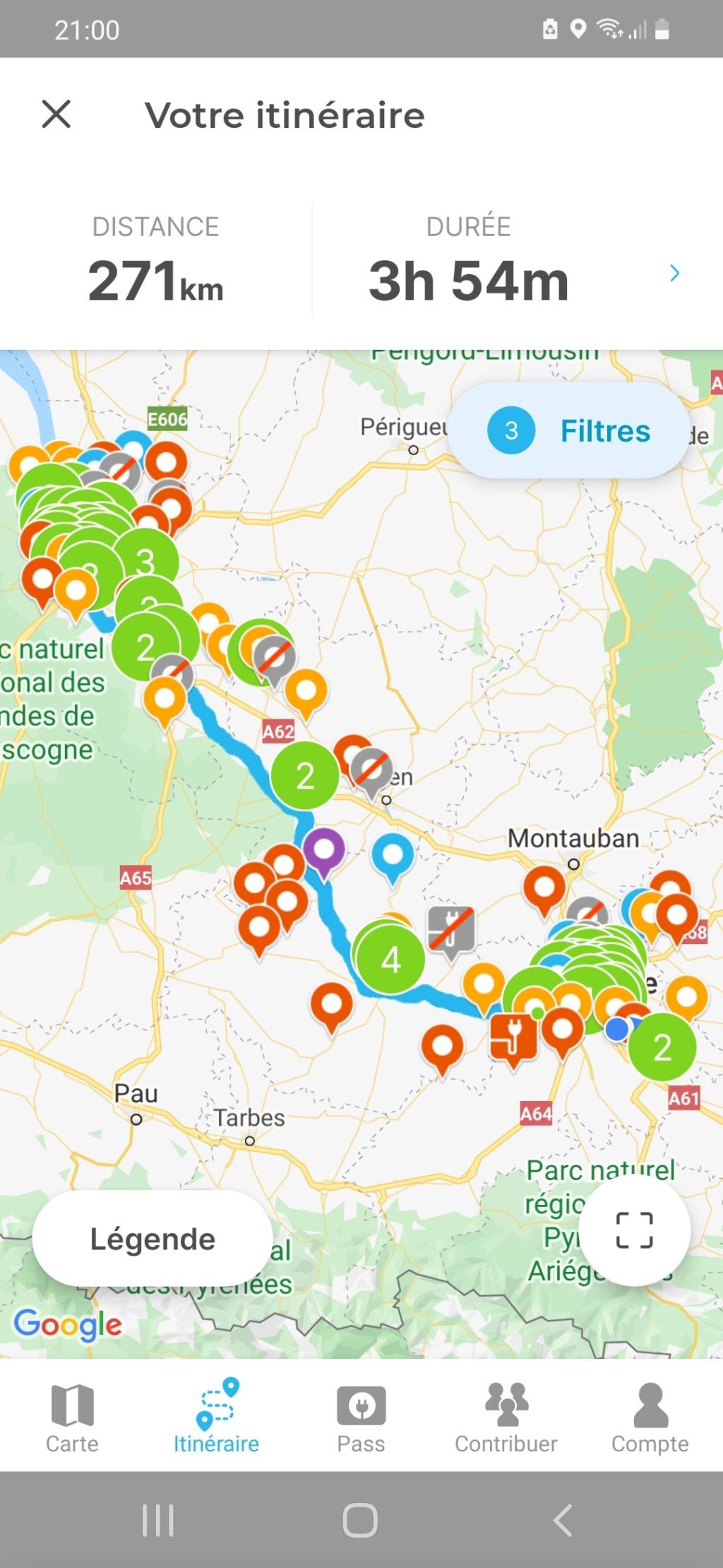 Conseil pour Bordeaux-Toulouse Screen10