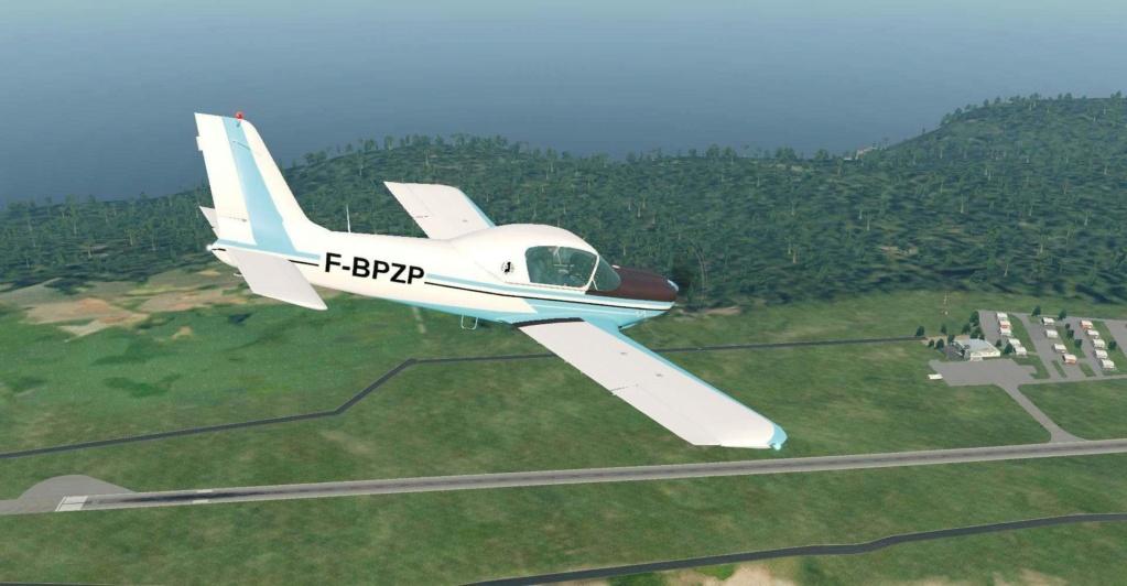 Compte rendu FSX-France Air Vintage Etape 92 1014