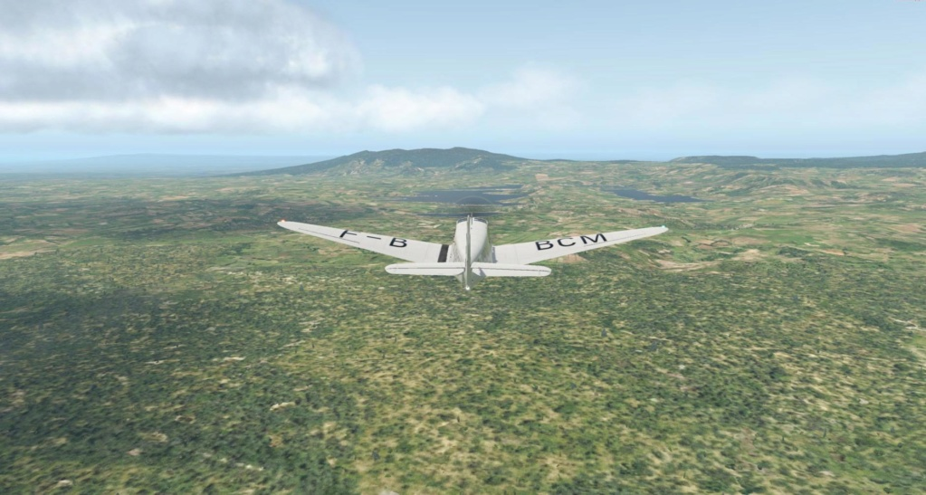 Compte-rendu FSX-France Air Vintage Etape 65 10_dev14