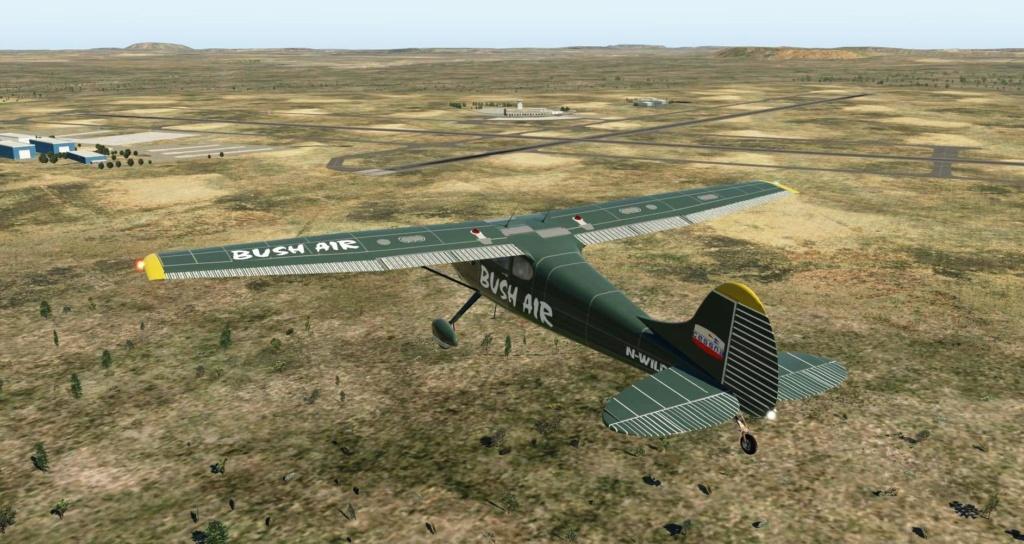 Compte rendu FSX-France Air Vintage Etape 89 10_dev15