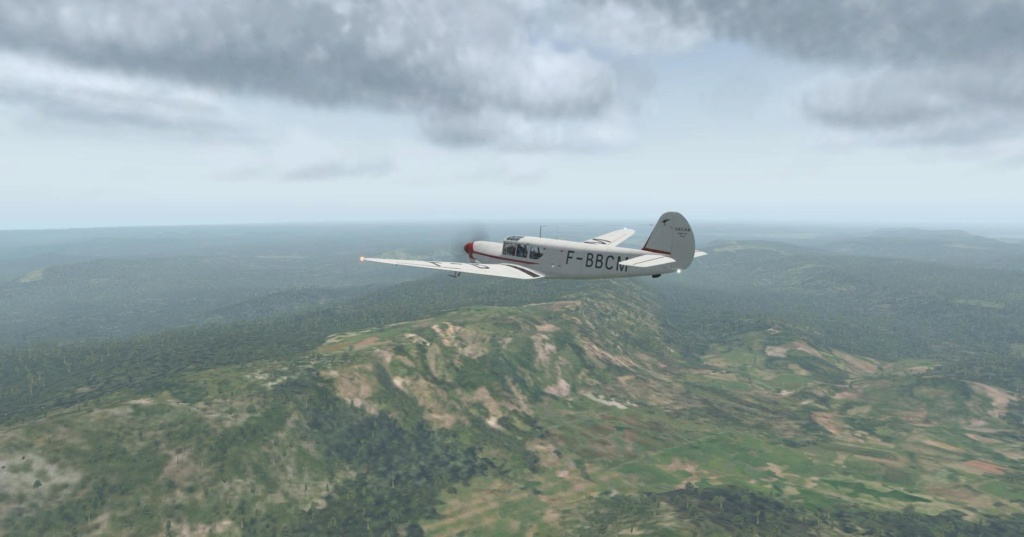 Compte-rendu FSX-France Air Vintage Etape 72  10_id_13