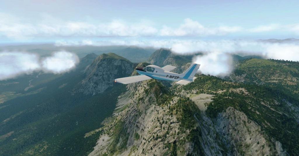 Compte rendu FSX-France Air Vintage Etape 95 1114