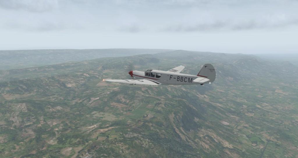 Compte-rendu FSX-France Air Vintage Etape 63 11vue_10