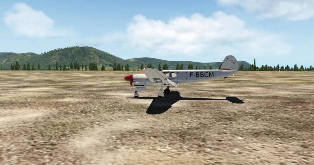Compte-rendu FSX-France Air Vintage Etape 74 1210