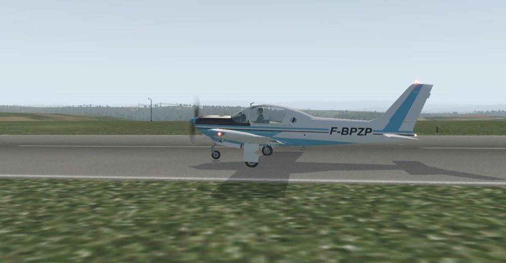 Compte rendu FSX-France Air Vintage Etape 92 1212