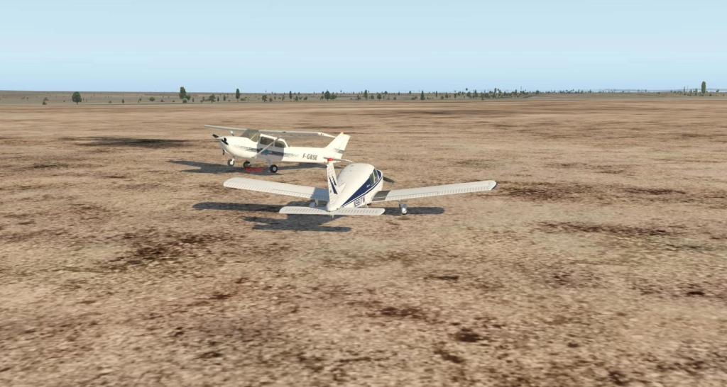 Compte-rendu FSX-France Air Vintage Etape 85 122