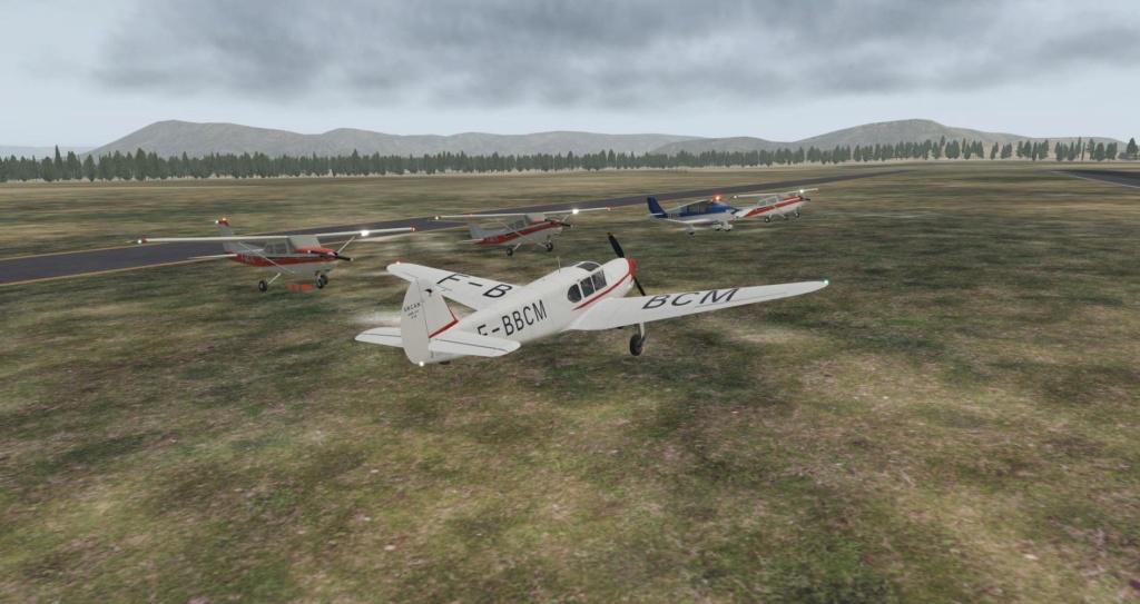 Compte-rendu FSX-France Air Vintage Etape 69  12_au_13