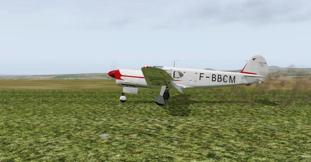 Compte-rendu FSX-France Air Vintage Etape 59 1311