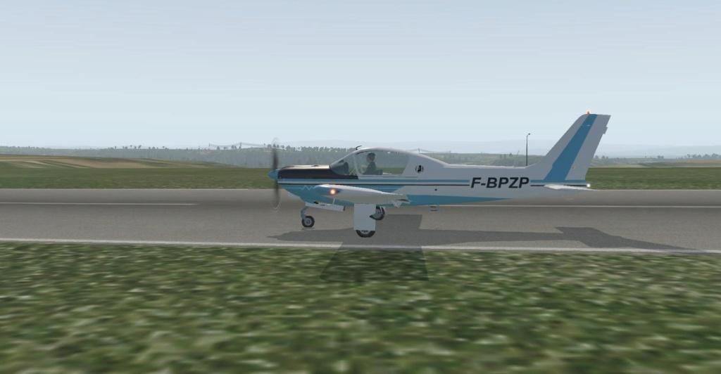 Compte rendu FSX-France Air Vintage Etape 92 1314