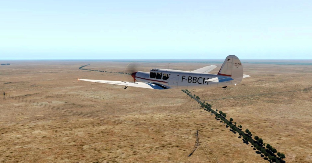 Compte-rendu FSX-France Air Vintage Etape 50 13_une10
