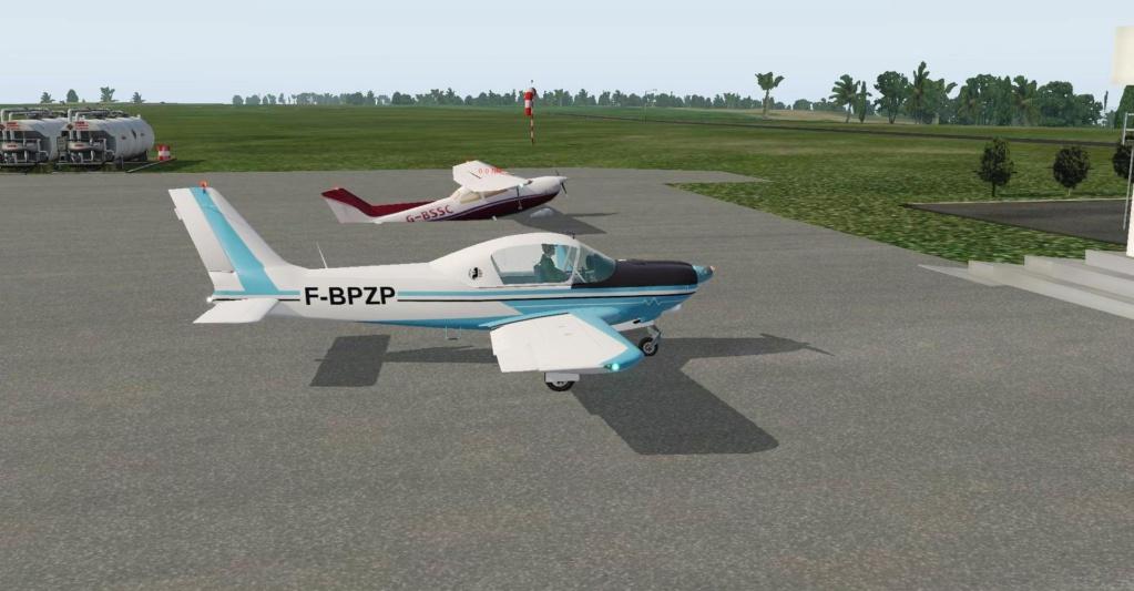 Compte rendu FSX-France Air Vintage Etape 92 1412