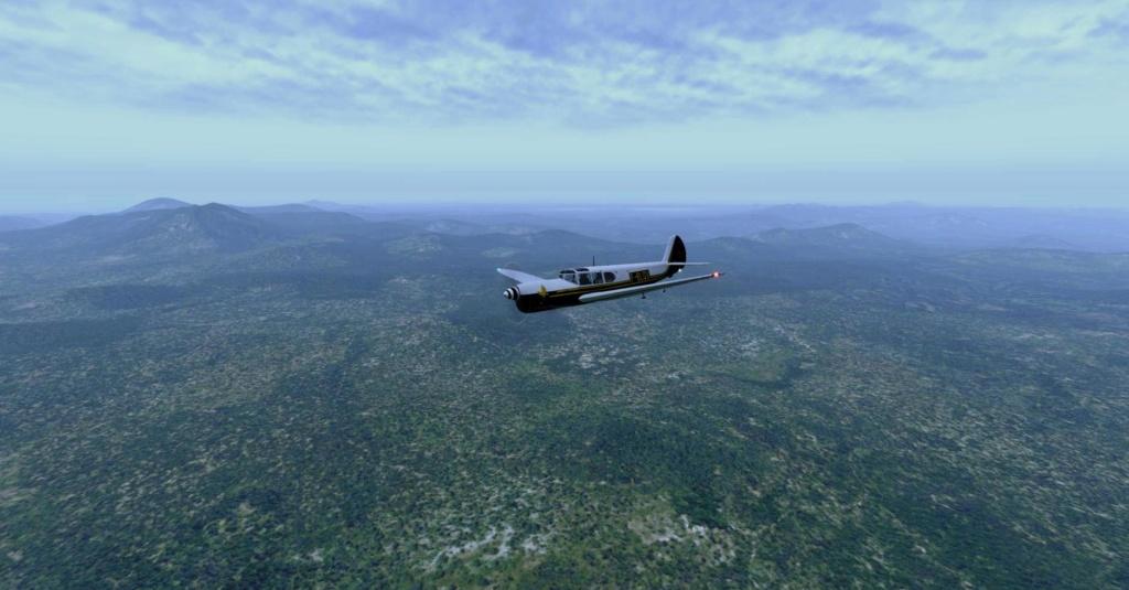 Compte-rendu FSX-France Air Vintage Etape 54 1711