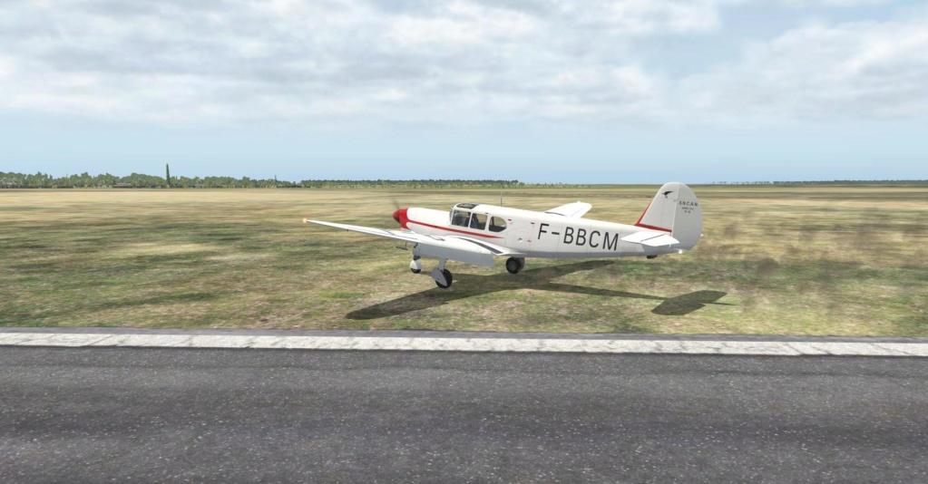 Compte-rendu FSX-France Air Vintage Etape 72  17_rou10