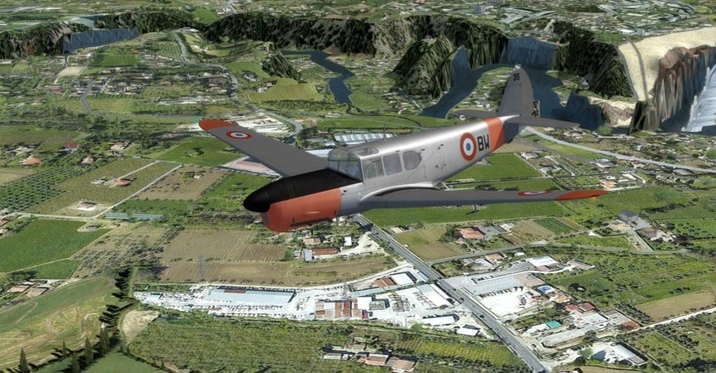 Compte-rendu FSX-France Air Vintage Etape 81 2020-460