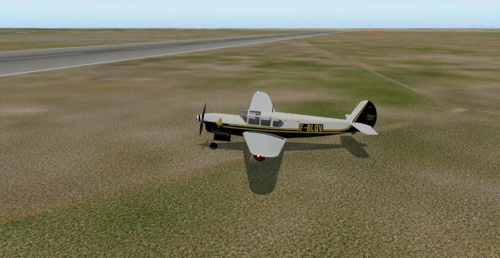 Compte-rendu FSX-France Air Vintage Etape 54 211
