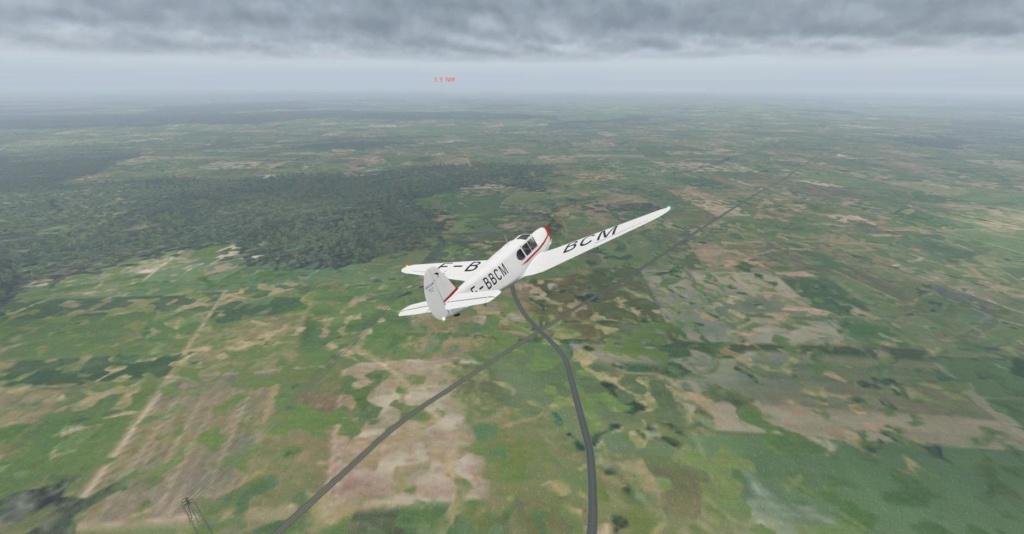 Compte-rendu FSX-France Air Vintage Etape 72  4_vert18
