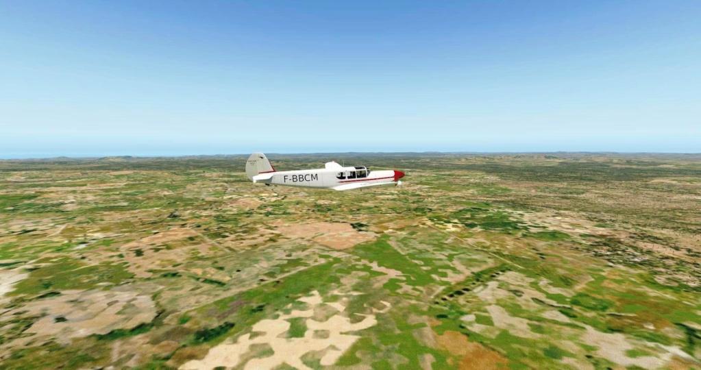 Compte-rendu FSX-France Air Vintage Etape 77 512