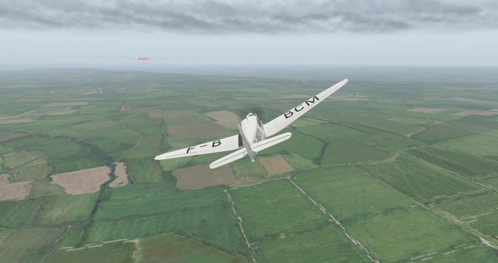 Compte-rendu FSX-France Air Vintage Etape 62 5_vert13
