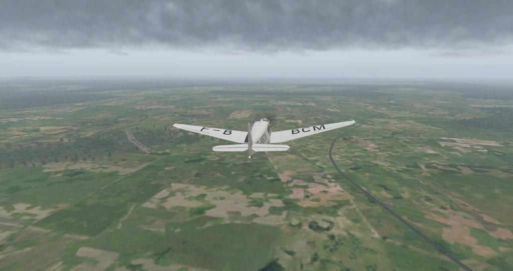 Compte-rendu FSX-France Air Vintage Etape 72  5_vert17